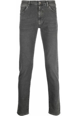 PT05 Men Slim - Slim-cut grey jeans