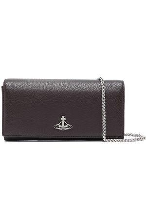 Vivienne Westwood Women Wallets - Windsor wallet on chain bag