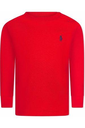 Ralph Lauren Long Sleeve - Polo Pony long-sleeve top