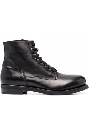 Buttero Men Ankle Boots - Ankle leather boots