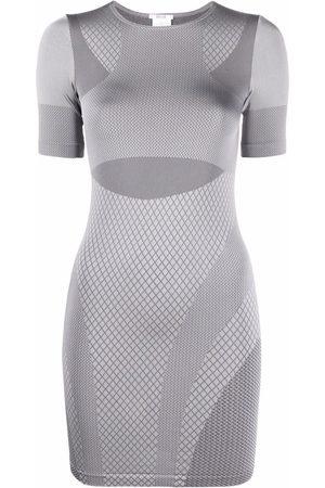 Wolford Women Party Dresses - Leeloo mini dress - Grey