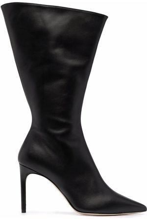 GIANNICO Leather stiletto boots