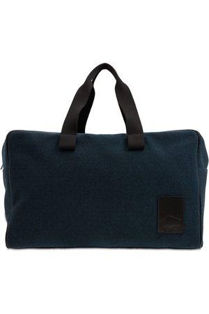 IL BISONTE Jimubaggu Weekend Canvas Duffle Bag