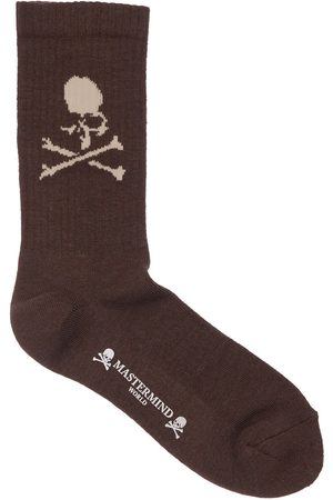 MASTERMIND World Logo Ribbed Socks