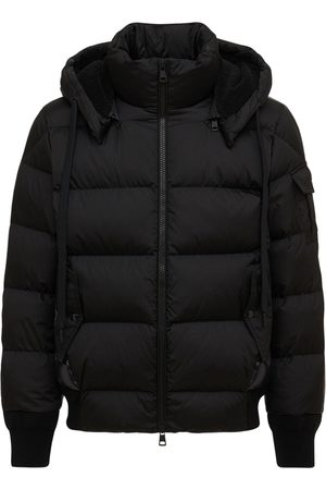 Moncler Deschamps Nylon Down Jacket