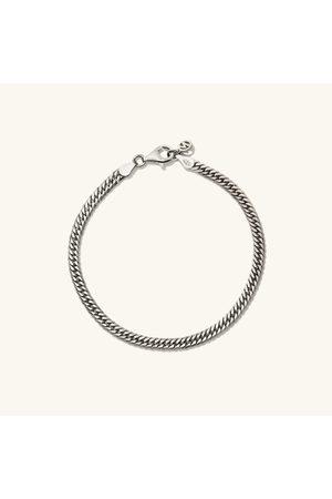 Mejuri Women Bracelets - Double Curb Chain Bracelet