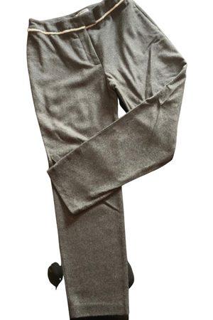 Cacharel Wool straight pants