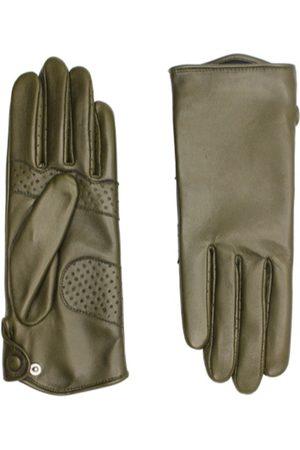 AGNELLE Women Gloves - Amal Leather Gloves