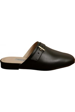 EMME PARSONS Leather mules