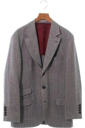 Brunello Cucinelli Men Gilets - Wool vest