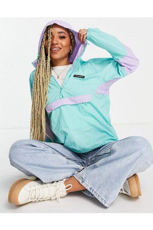 Berghaus Women Jackets - Jacket in blue/purple - part of a set-Blues