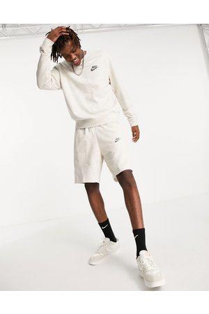 Nike Revival shorts in stone-Grey