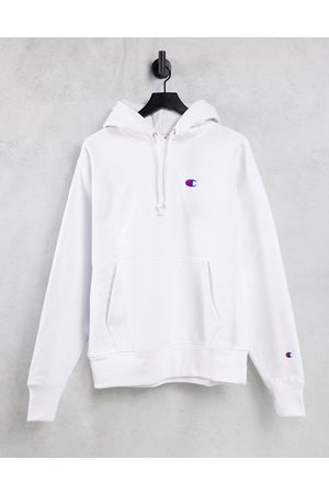 Champion Small logo hoodie in