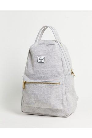 Herschel . Nova Small backpack in light -Grey