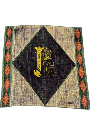 Jean Paul Gaultier Silk scarf