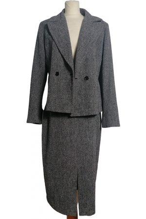 Max Mara Women Suits - Atelier wool skirt suit