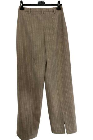 Loulou Studio Women Straight Leg Pants - Wool straight pants