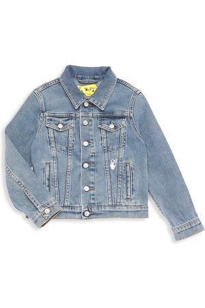 OFF-WHITE Denim Jackets - Little Kid's & Kid's Denim Jacket
