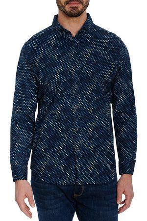 Robert Graham Martos Woven Long-Sleeve Shirt