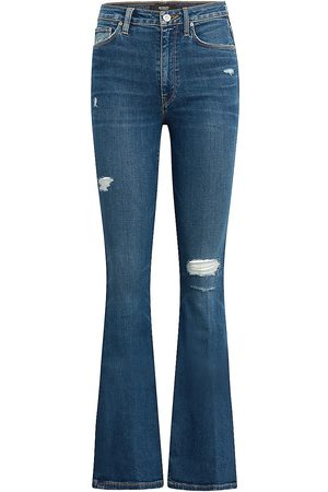 Hudson Women High Waisted - Holly High Rise Flared Jeans