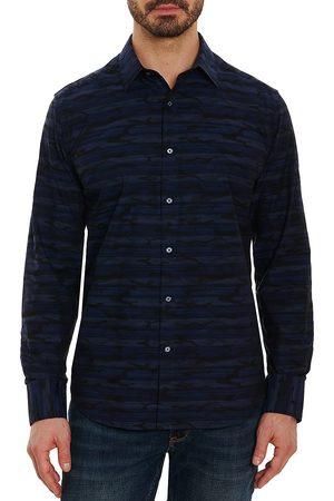 Robert Graham Dynamite Woven Long-Sleeve Shirt