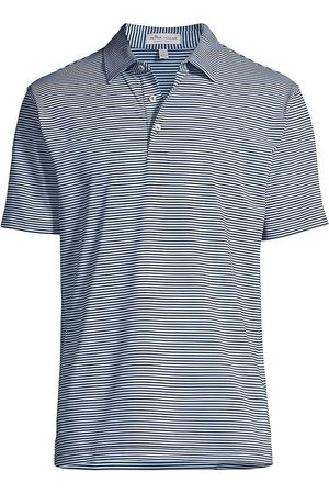 Peter Millar Hales Striped Performance Polo
