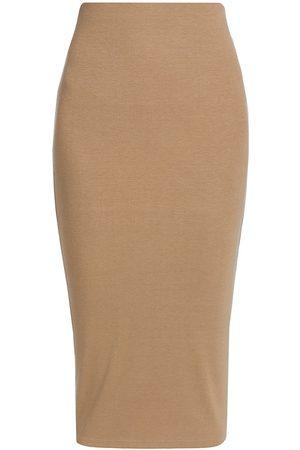 Generation Love Nell Rib-Knit Pencil Skirt