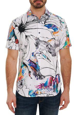 Robert Graham Shogun Woven Short-Sleeve Shirt