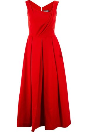 THORNTON BREGAZZI Women Maxi Dresses - Silk maxi dress