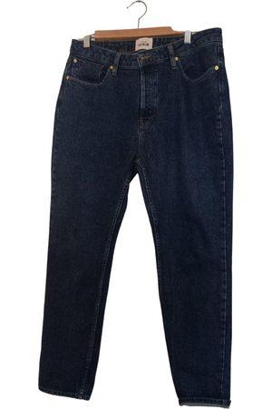 Sézane Large jeans