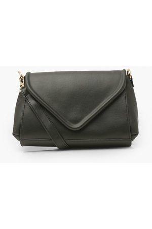 Boohoo Womens Envelope Cross Body Bag - - One Size