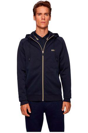 HUGO BOSS Saggy 1 Full Zip Sweatshirt XL Dark