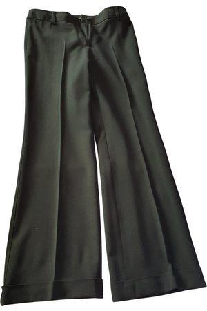 Max Mara Wool straight pants