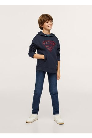 MANGO Boys Sweatshirts - Superhero sweatshirt