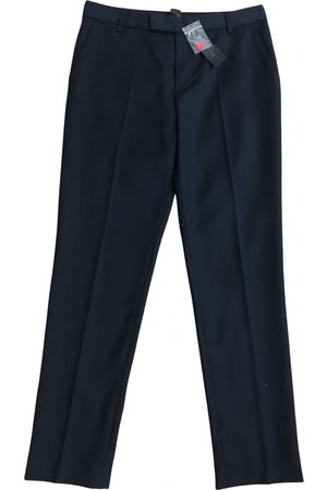 Marc Jacobs Wool straight pants