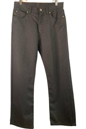 Kenzo Wool straight pants