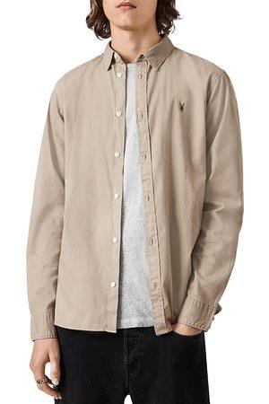 AllSaints Hawthorn Slim Fit Shirt