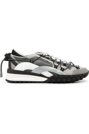 Dsquared2 Men Sneakers - Active Bubble low-top sneakers - Grey