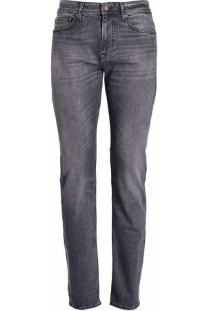 HUGO BOSS Delaware slim fit jeans - Grey