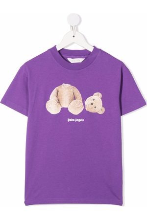 Palm Angels Bear-print T-shirt