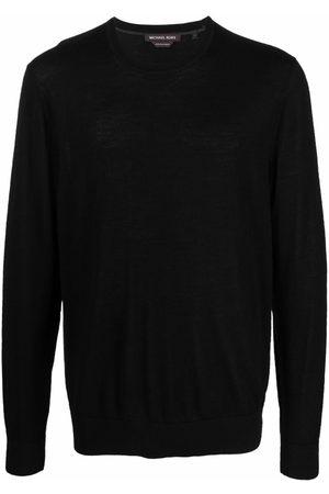 Michael Kors Men Long sleeves - Long-sleeve merino jumper