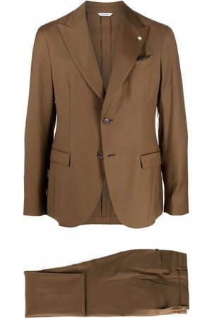 Manuel Ritz Single-breasted two-piece suit