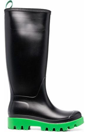 Gia Borghini Rubber Wellington boots