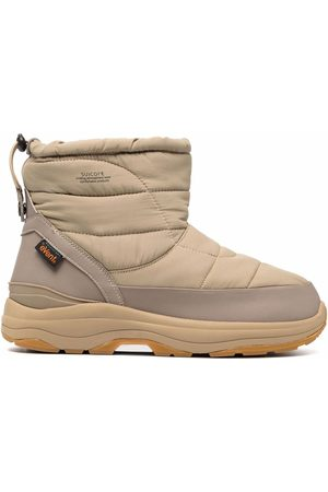 Suicoke Bower padded snow boots - Neutrals