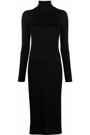 Polo Ralph Lauren Women Casual Dresses - Roll-neck jumper dress