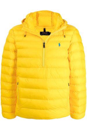 Polo Ralph Lauren Terra half-zip padded jacket