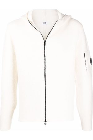 C.P. Company Long-sleeve zipped hoodie