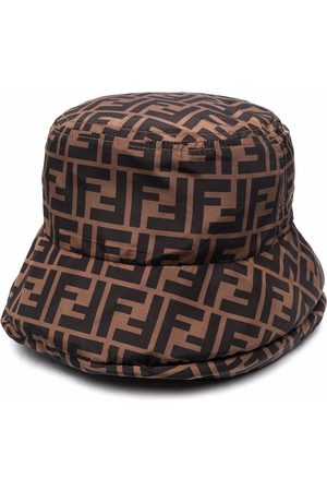 Fendi FF monogram-print bucket hat