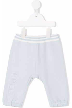 Fendi Logo-print track pants