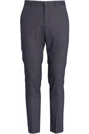 HUGO BOSS Slim-fit organic-cotton chino trousers